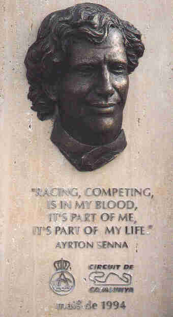 RACING, COMPETING, IS IN MY BLOOD, IT'S PART OF ME, IT'S PART OF MY LIFE